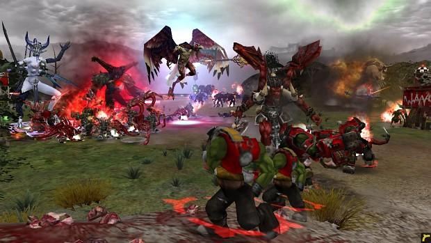 Warhammer 40000 Soulstorm Моды Скачать